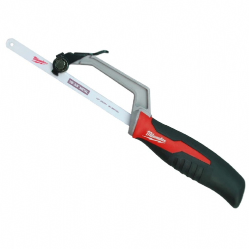 "Milwaukee 48220012 Compact Hacksaw 250mm / 10"" 24tpi"